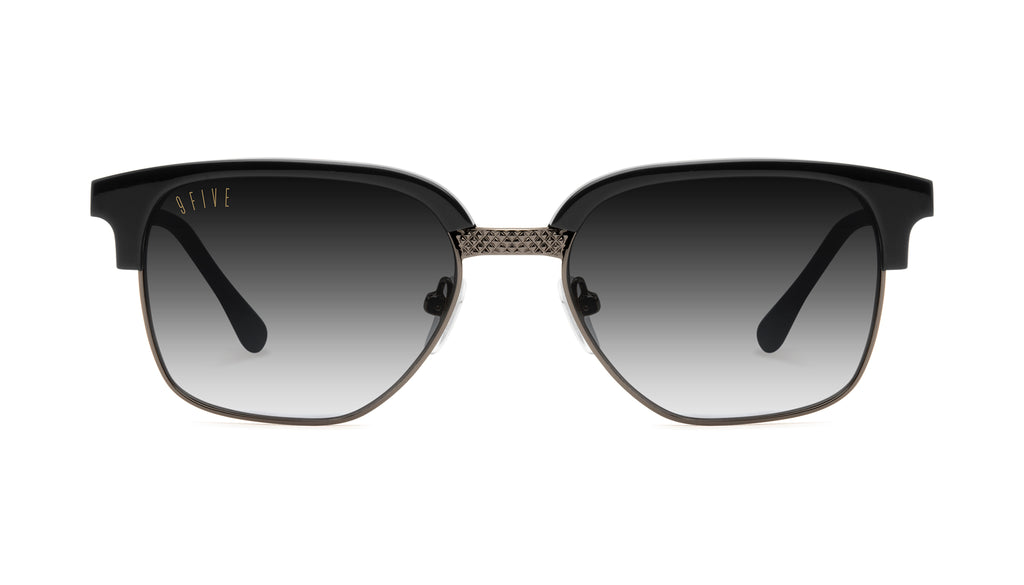 9FIVE Estate Gun Metal - Gradient Sunglasses