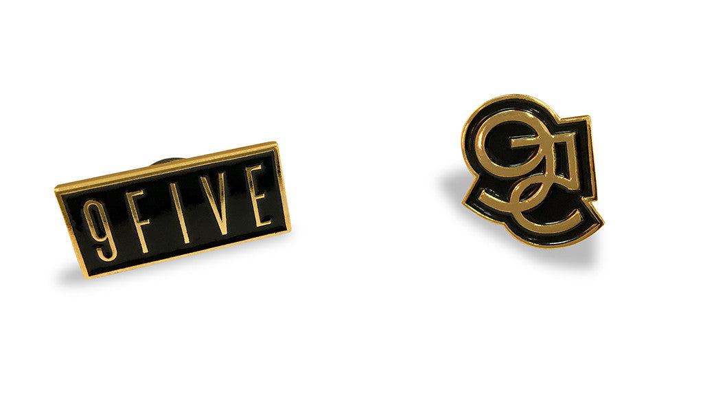 9FIVE Lapel Pin 2-Pack