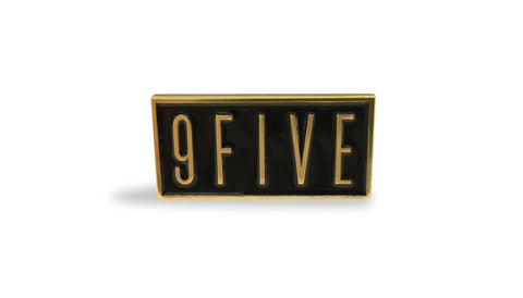 9FIVE Signature Lapel Pin