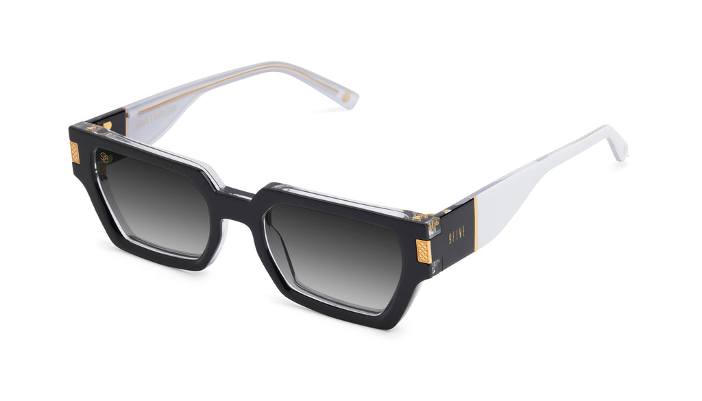 9FIVE Locks Tuxedo - Gradient Sunglasses