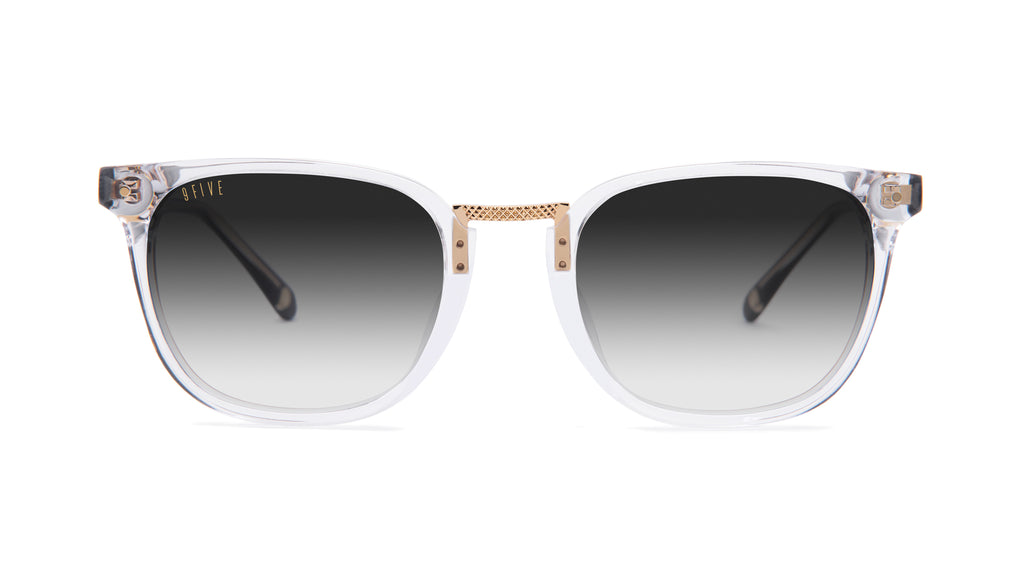 9FIVE Olson Black Ice - Gradient Sunglasses