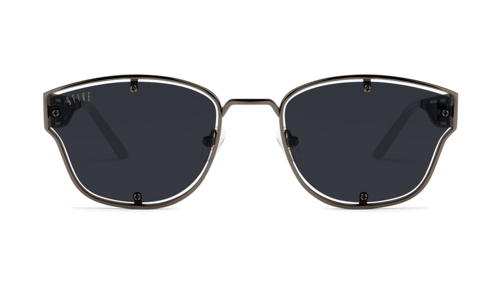 9FIVE Orion Gun Metal Sunglasses