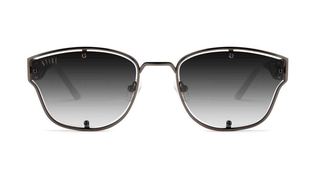 9FIVE Orion Gun Metal - Gradient Sunglasses