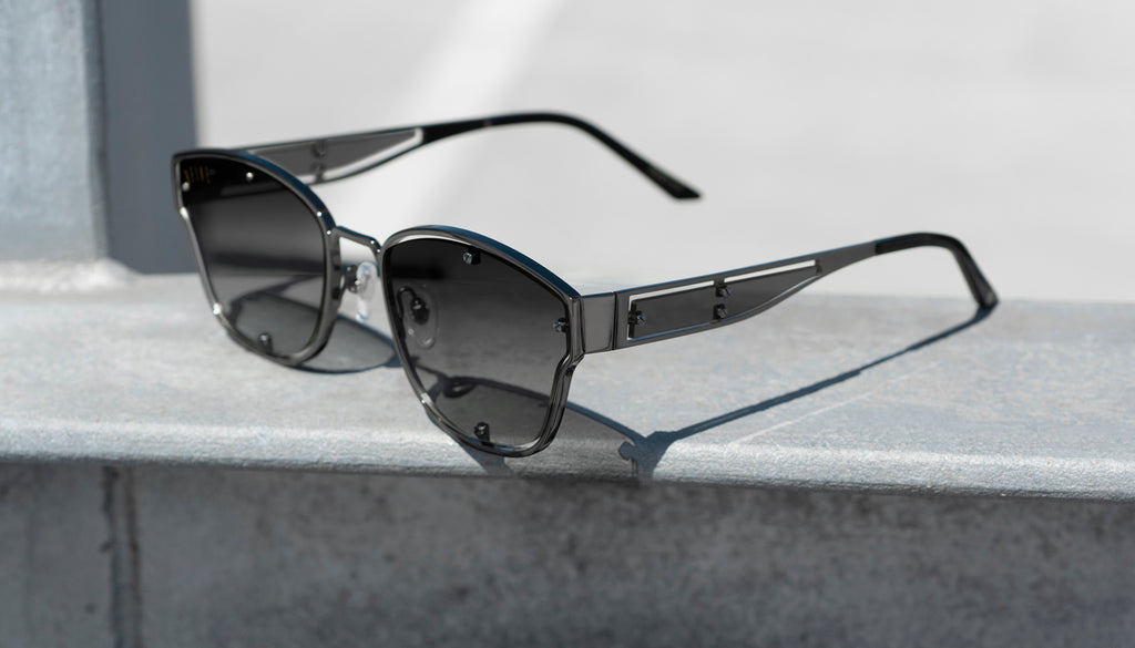 9FIVE Orion Gunmetal - Gradient Sunglasses