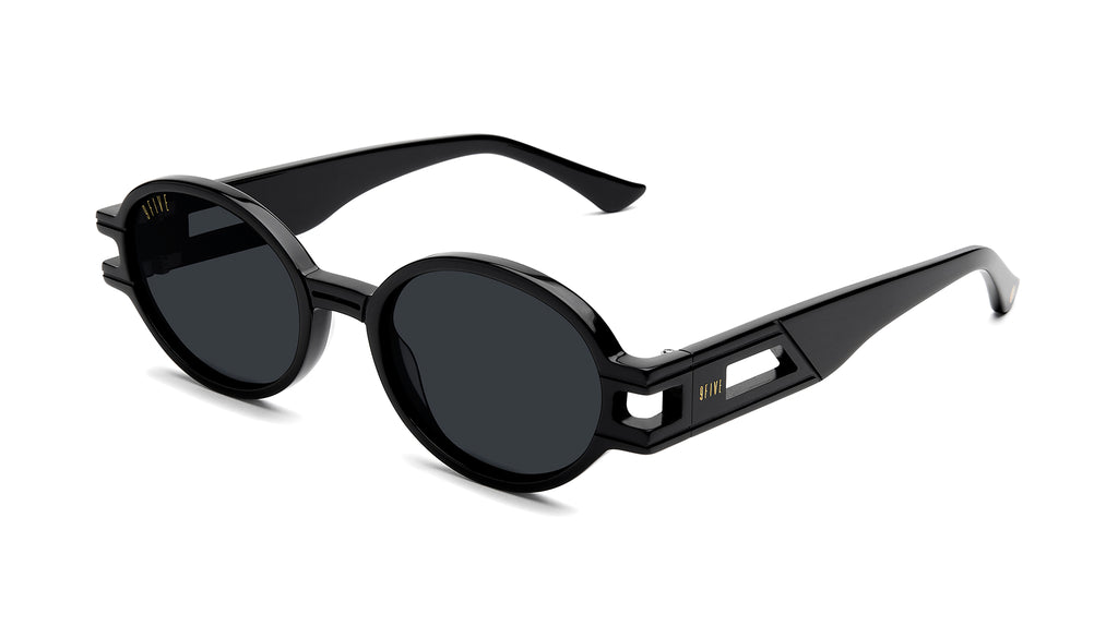 9FIVE St. James SE Black Sunglasses