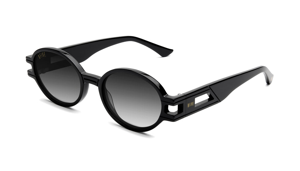 9FIVE St. James SE Black - Gradient Sunglasses