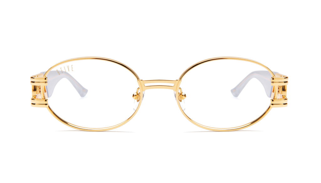 9FIVE St. James Tuxedo Clear Lens Glasses