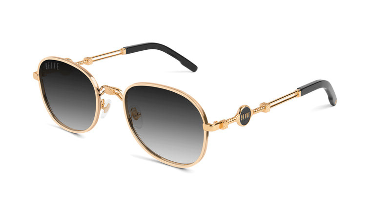 9FIVE St. Michael 24k Gold - Gradient Sunglasses