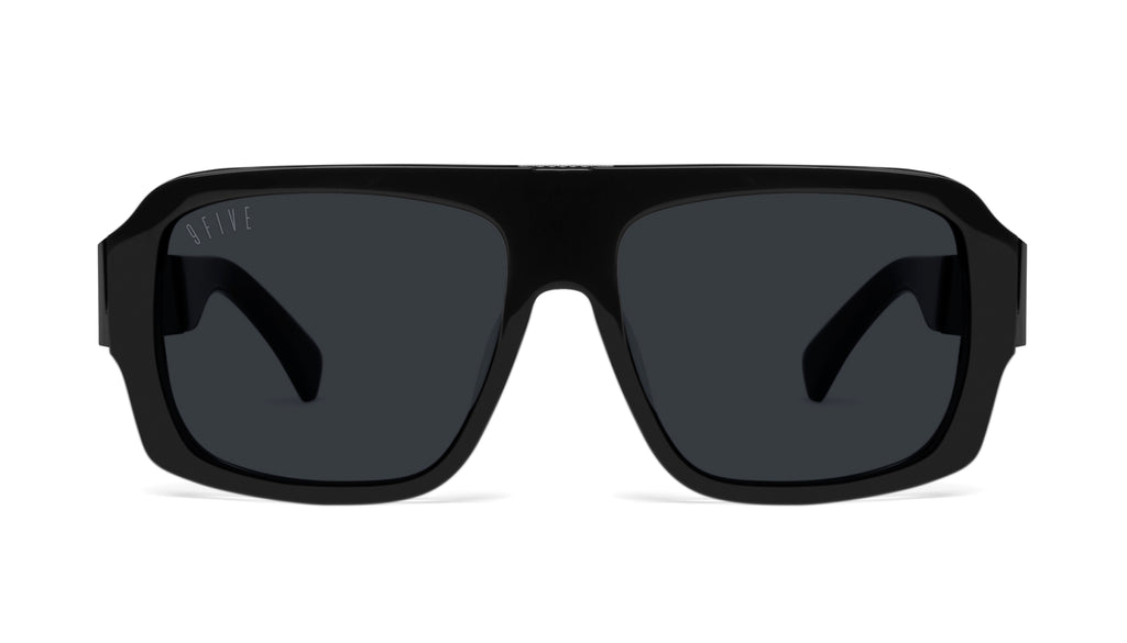 9FIVE Tips LX Matte Blackout Sunglasses