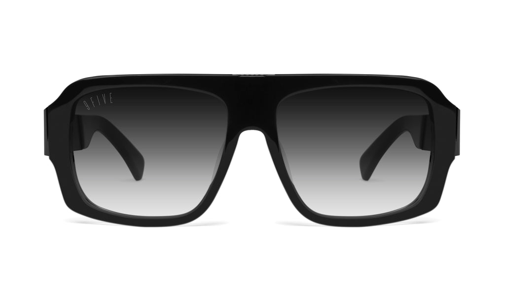 9FIVE Tips LX Matte Blackout - Gradient Sunglasses