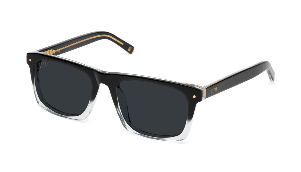 9FIVE One (Watson) Black Fade Sunglasses