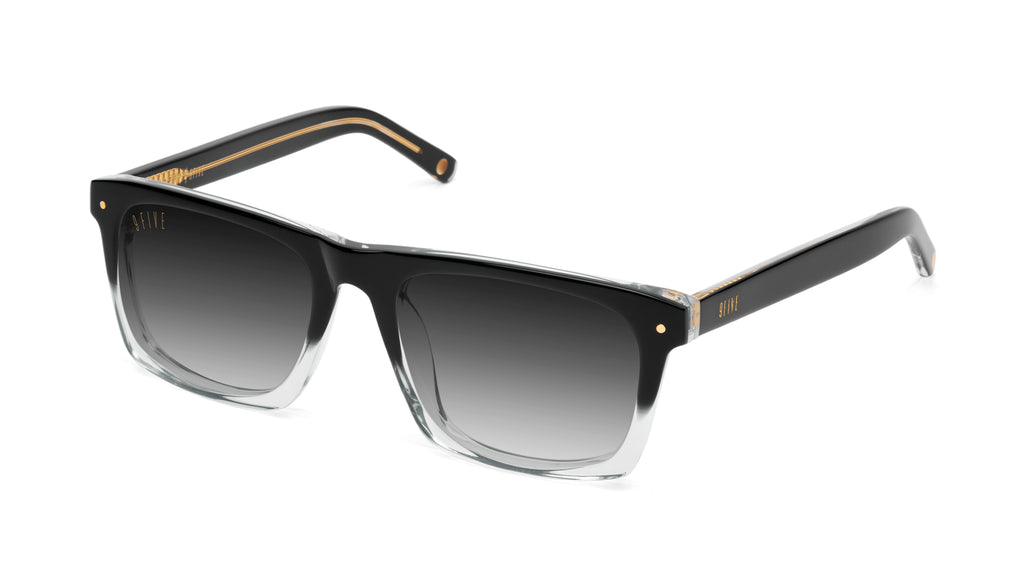9FIVE One (Watson) Black Fade - Gradient Sunglasses