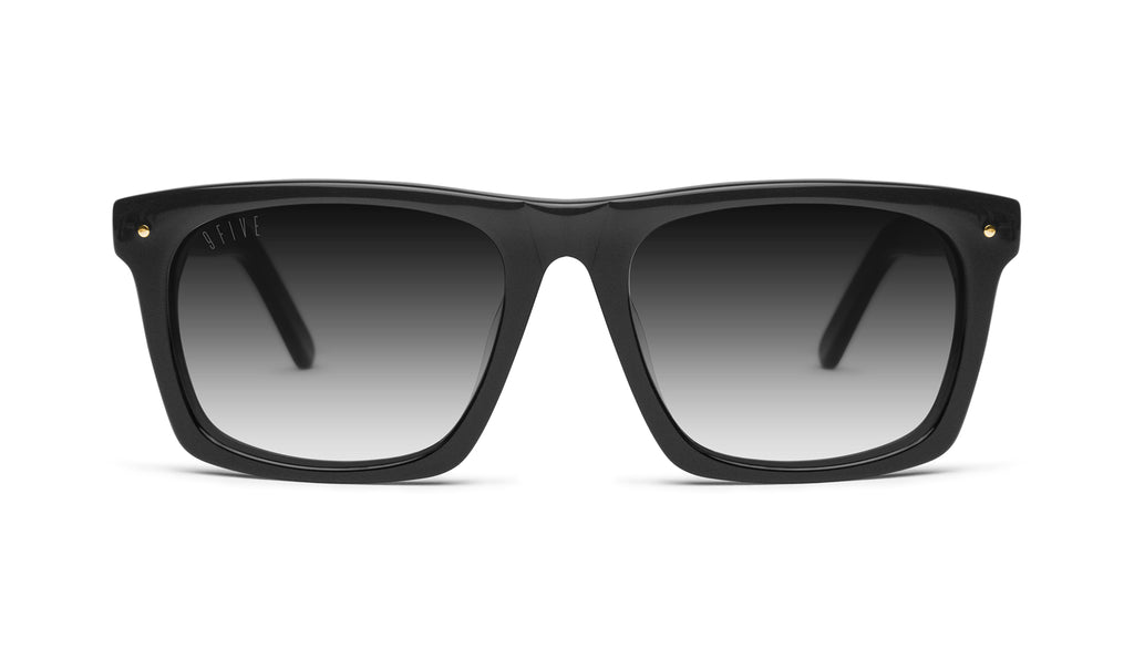 9FIVE Watson Matte Blackout - Gradient Sunglasses