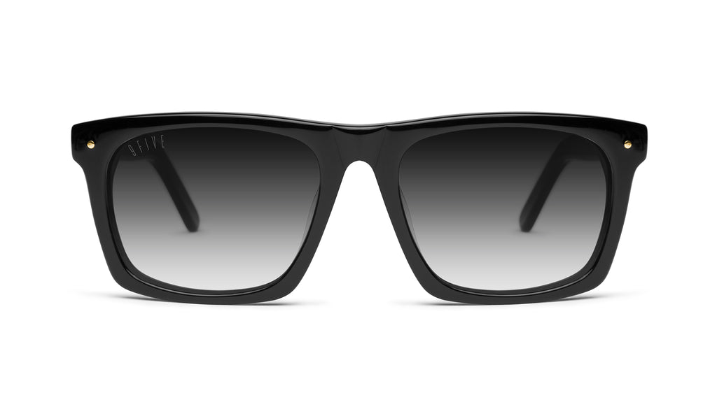 9FIVE Watson Black - Gradient Sunglasses