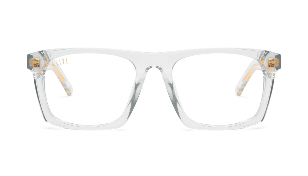 9FIVE Watson Crystal Clear Lens Glasses