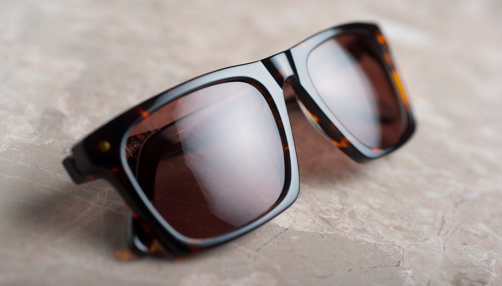 9FIVE One (Watson) Tortoise Sunglasses