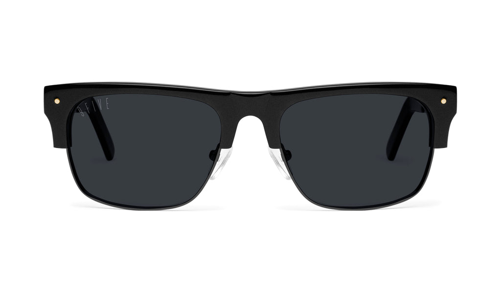 9FIVE Watson 2 Matte Blackout Sunglasses