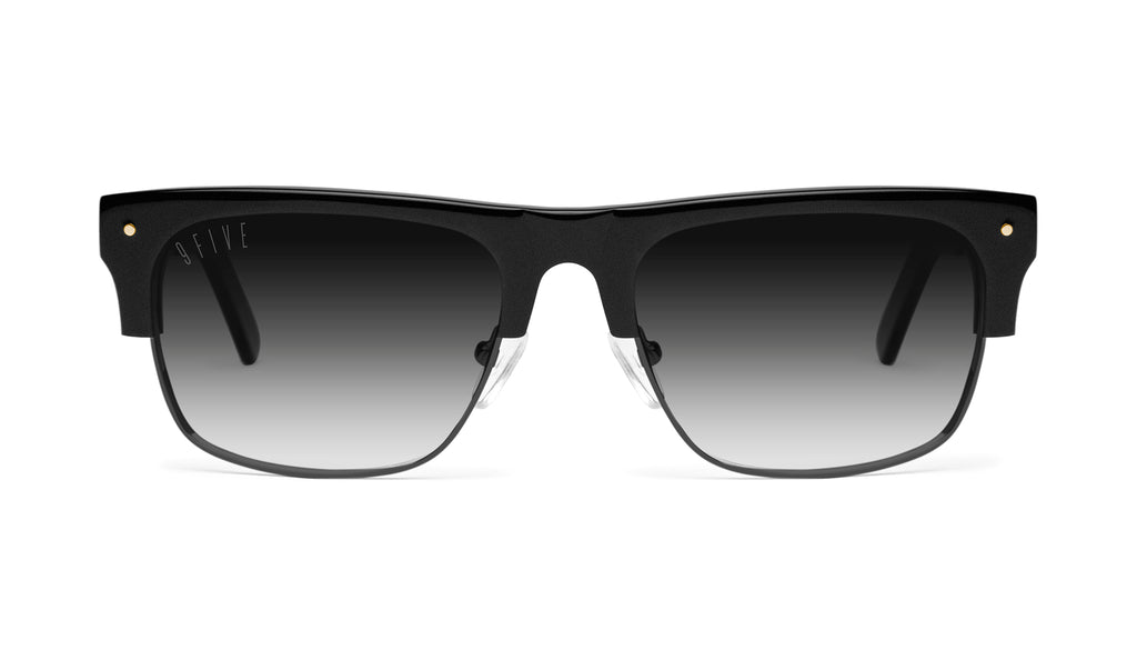 9FIVE Watson 2 Matte Blackout - Gradient Sunglasses