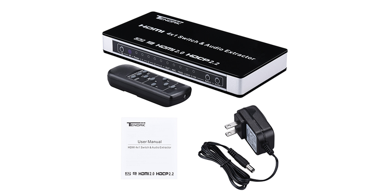 hdmi input switch