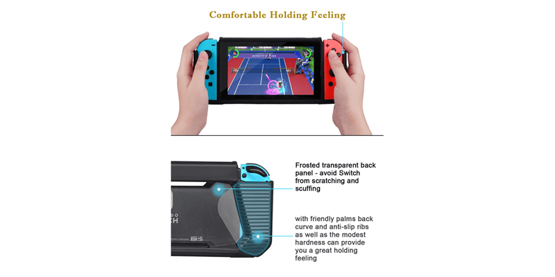 Protective Case Cover for Nintendo Switch | Tendak