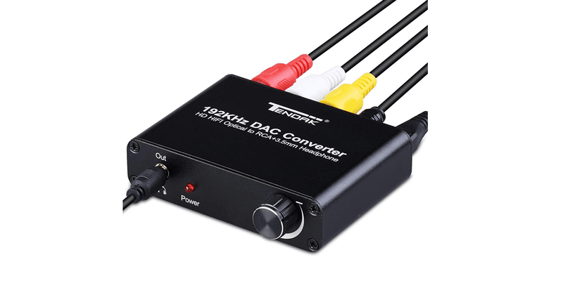 Audio Decoder Digital to Analog Converter Adapter | Tendak - sztendak