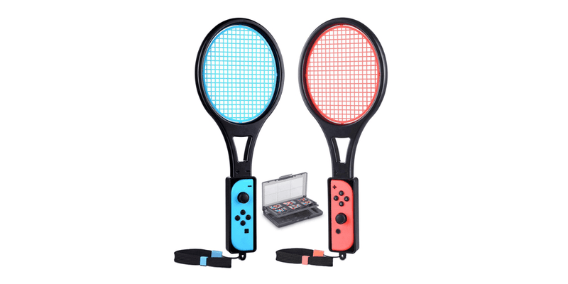 Nintendo Switch Mario Tennis Racket | Tendak