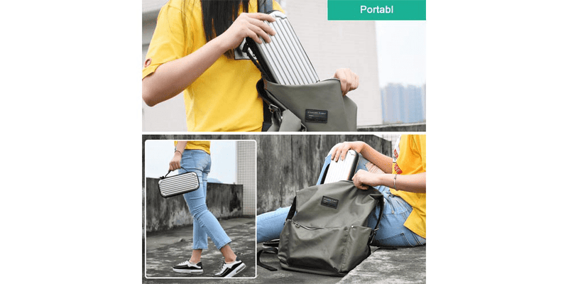 Switch Carrying Case compatible with Nintendo Switch | Tendak