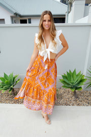 Gypsy Loving Maxi Skirt