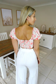 Spring Fling Top in Pink
