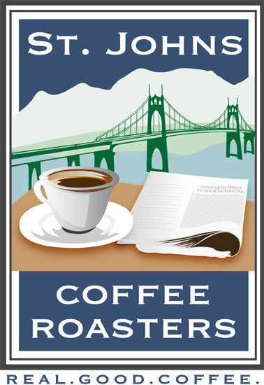 Send a St. Johns Coffee Roasters eGift Card