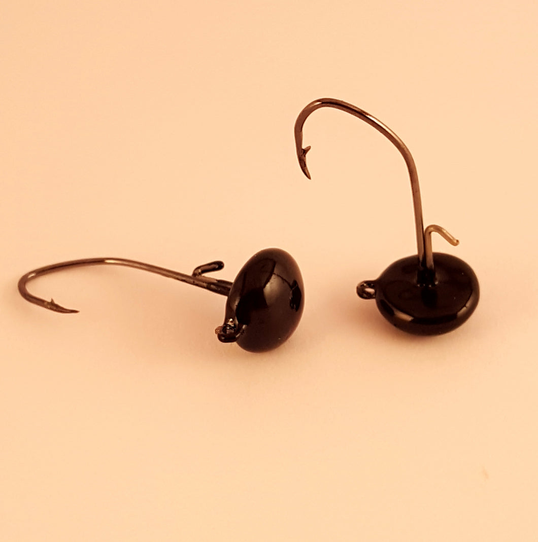 1/8 oz. Sickle Hook Size #2