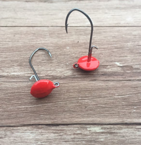 1/16 oz. Sickle Hook Size #2