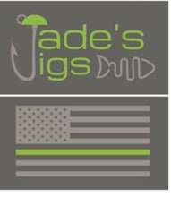 Load image into Gallery viewer, Jade's Jigs Hoodies