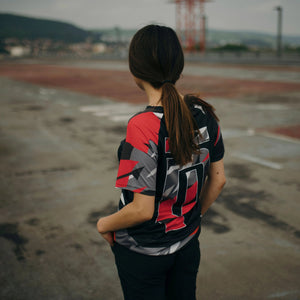 "DT Action Team Trikot - ""FEUER"" Urban Camo"