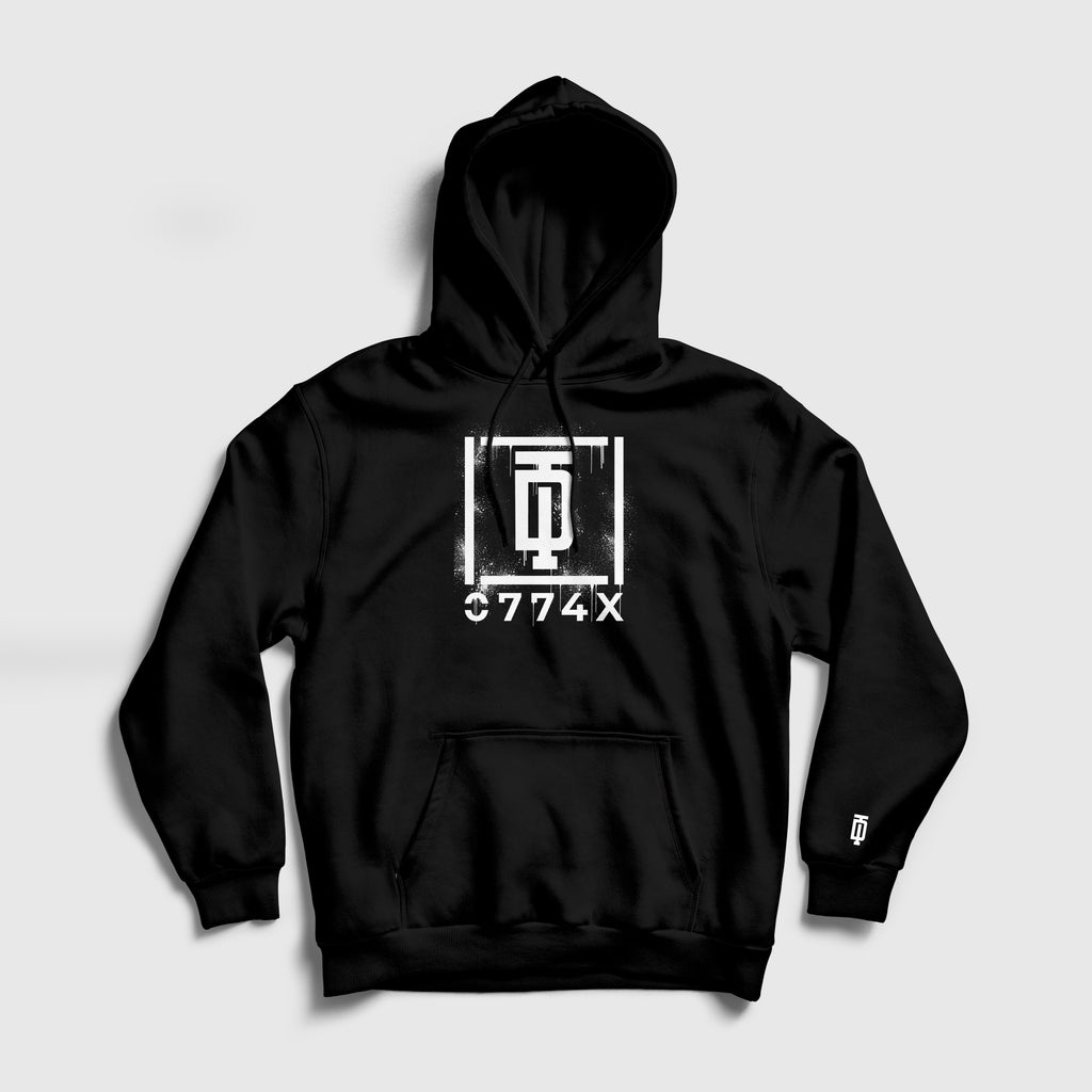 Blackout Tagged Hoodie