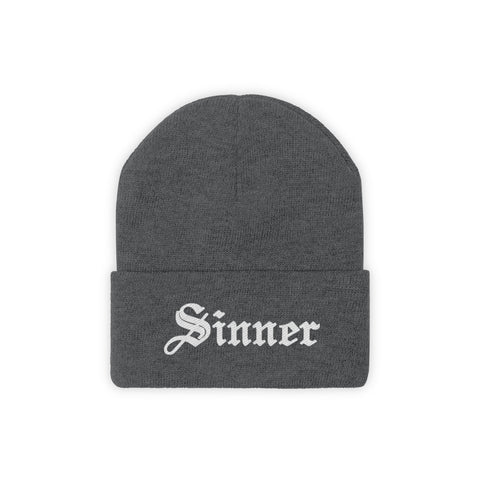 Sinner Beanie | 11 Color Options