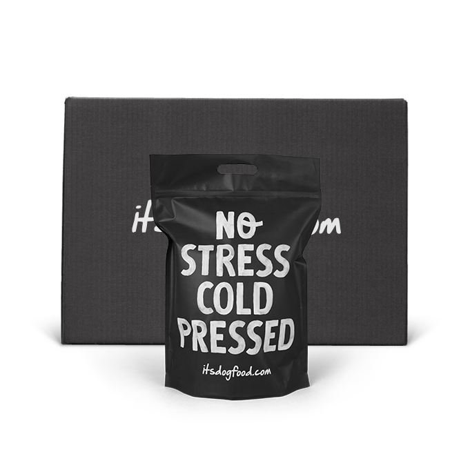 Cold Pressed - itsdogfood.com