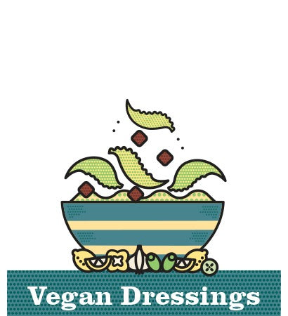 Inspired Vegan Dressings