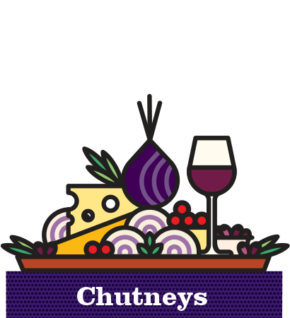 Inspired Dining Chutneys