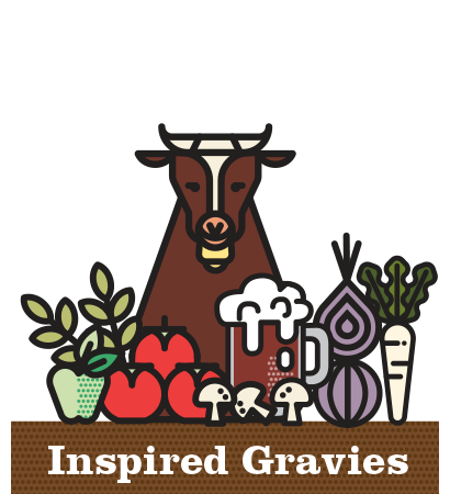 Inspired Dining Gravies