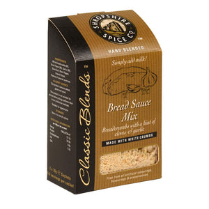 Shropshire Spice Co Bread Sauce Mix (140g)