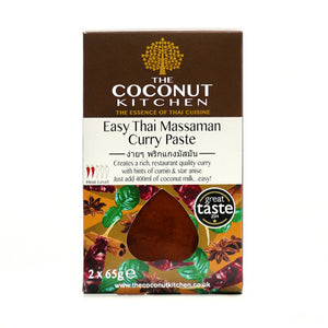 Coconut Kitchen Thai Massaman Curry Paste (130g)