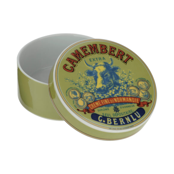 Bia Cows Head Camembert Baker & Cover