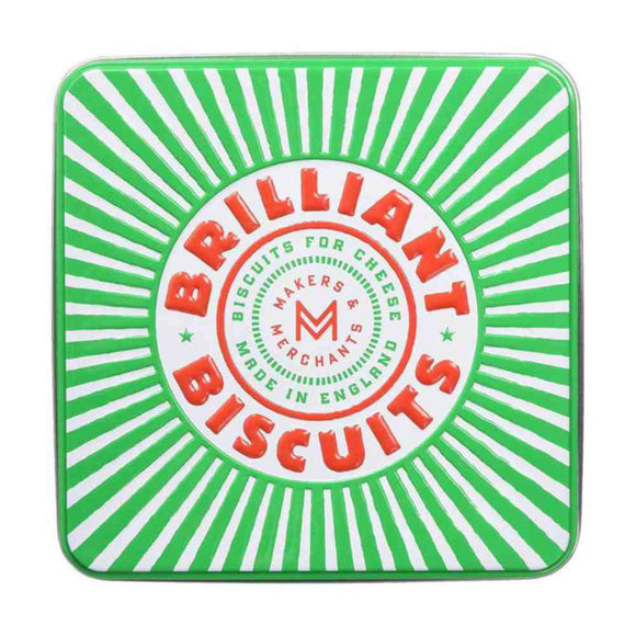 Makers & Merchants Brilliant Biscuits for Cheese (240g)