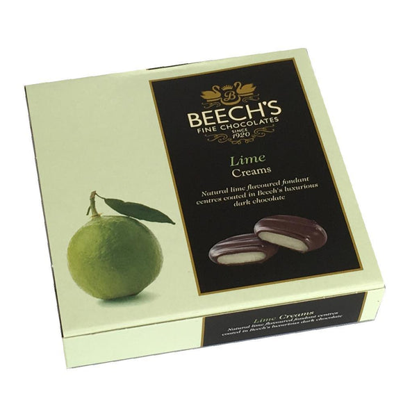 Beech's Fine Chocolates Lime Creams (90g)