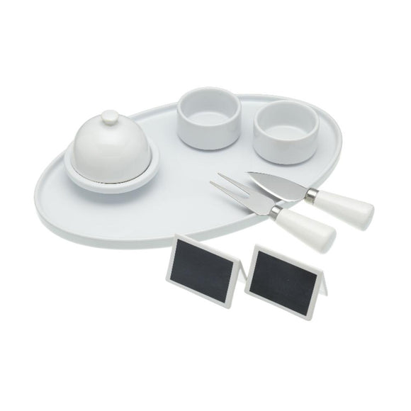 Kitchencraft 8 Piece Cheese Set