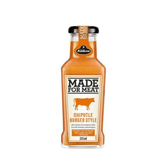Made for Meat Chipotle Burger Style Sauce (235ml)