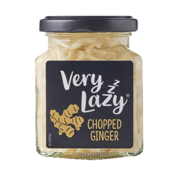 Very Lazy Chopped Chopped Ginger (190g)