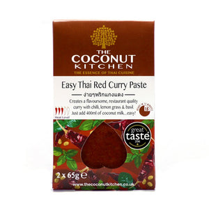 Coconut Kitchen Easy Thai Red Curry Paste (130g)