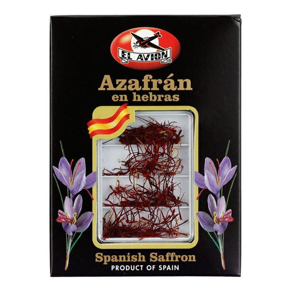 El Avion Spanish Saffron (380mg)
